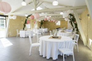 Salle La-Gripperie-Saint-Symphorien configuration mariage