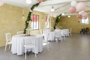 Salle La Gripperie-Saint-Symphorien mariage