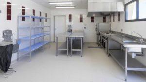 Domaine de l'Abadaire - Cuisine profesionnelle