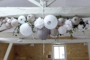 Salle La Gripperie-Saint-Symphorien - décoration